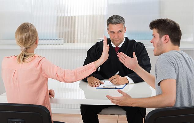 Чтобы подать на развод какие документы надо