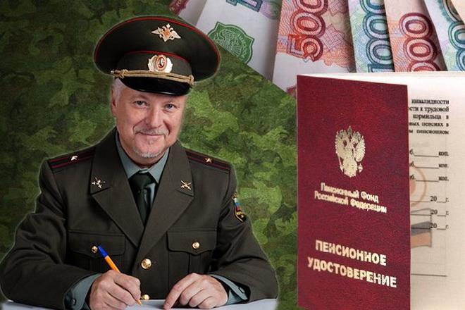 индексация военных пенсий