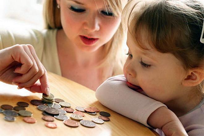 Выплаты на ребенка безработной маме