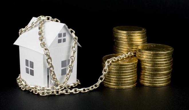 дом деньги арест