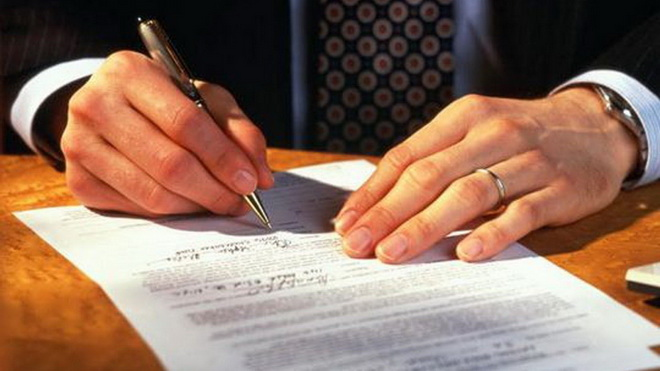 руки пишут