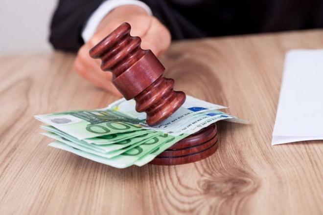 судья и деньги