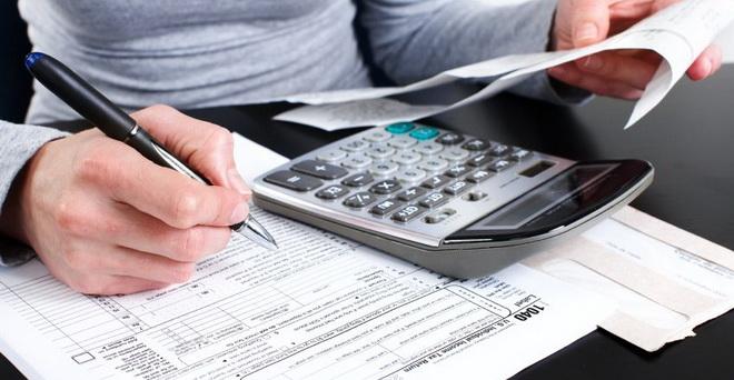 калькулятор и документы