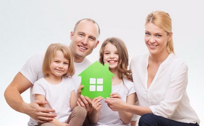 семья с материнским капиталом