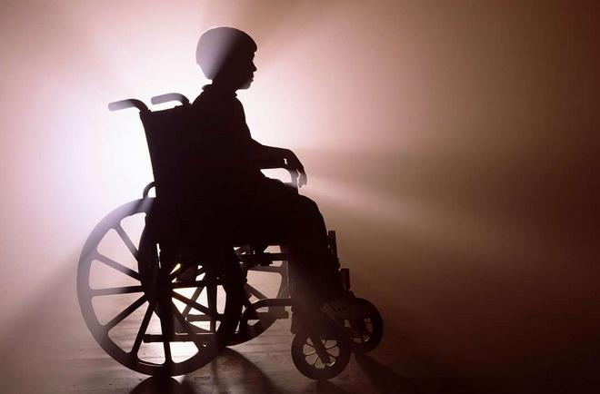 на инвалида